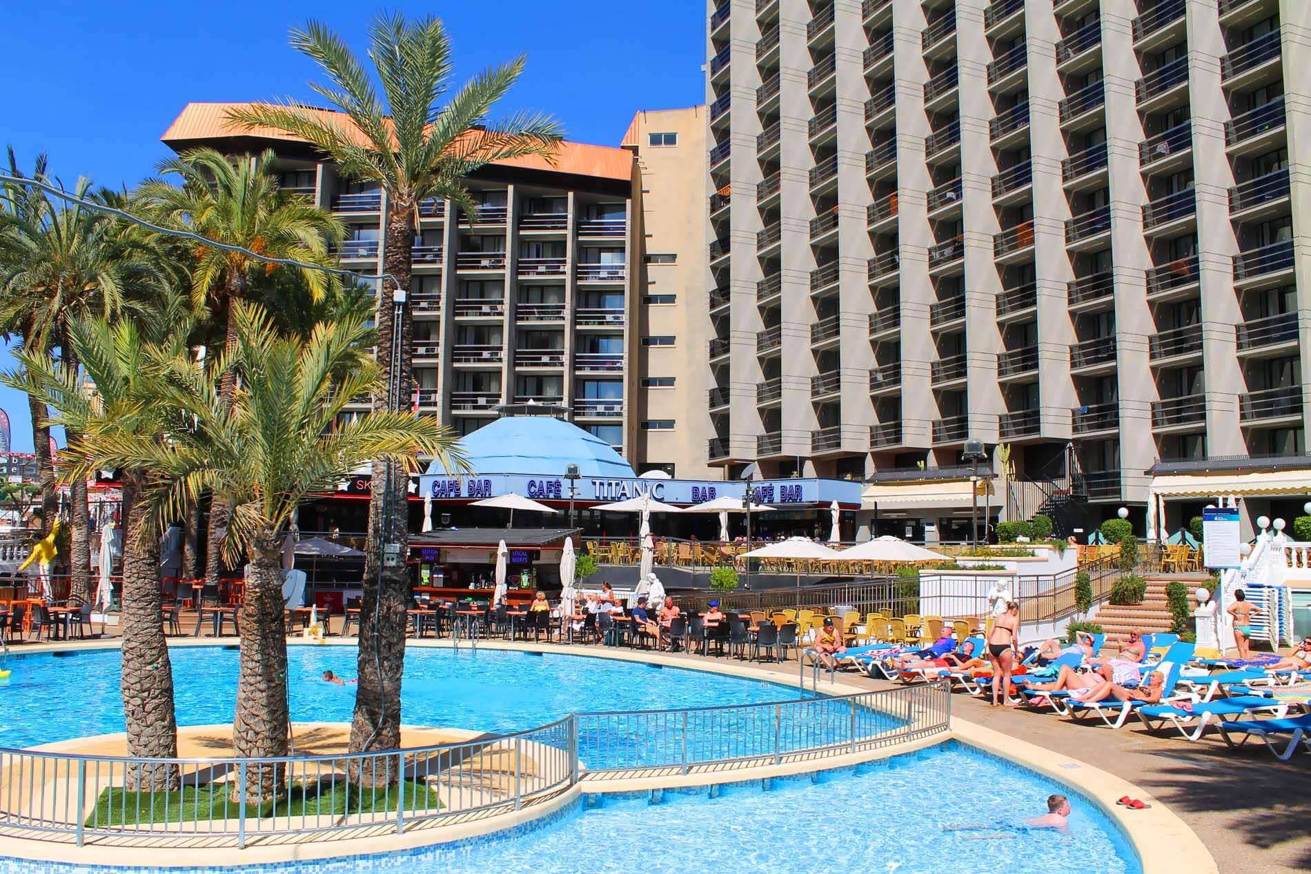 Hotel Marina Benidorm Web Oficial