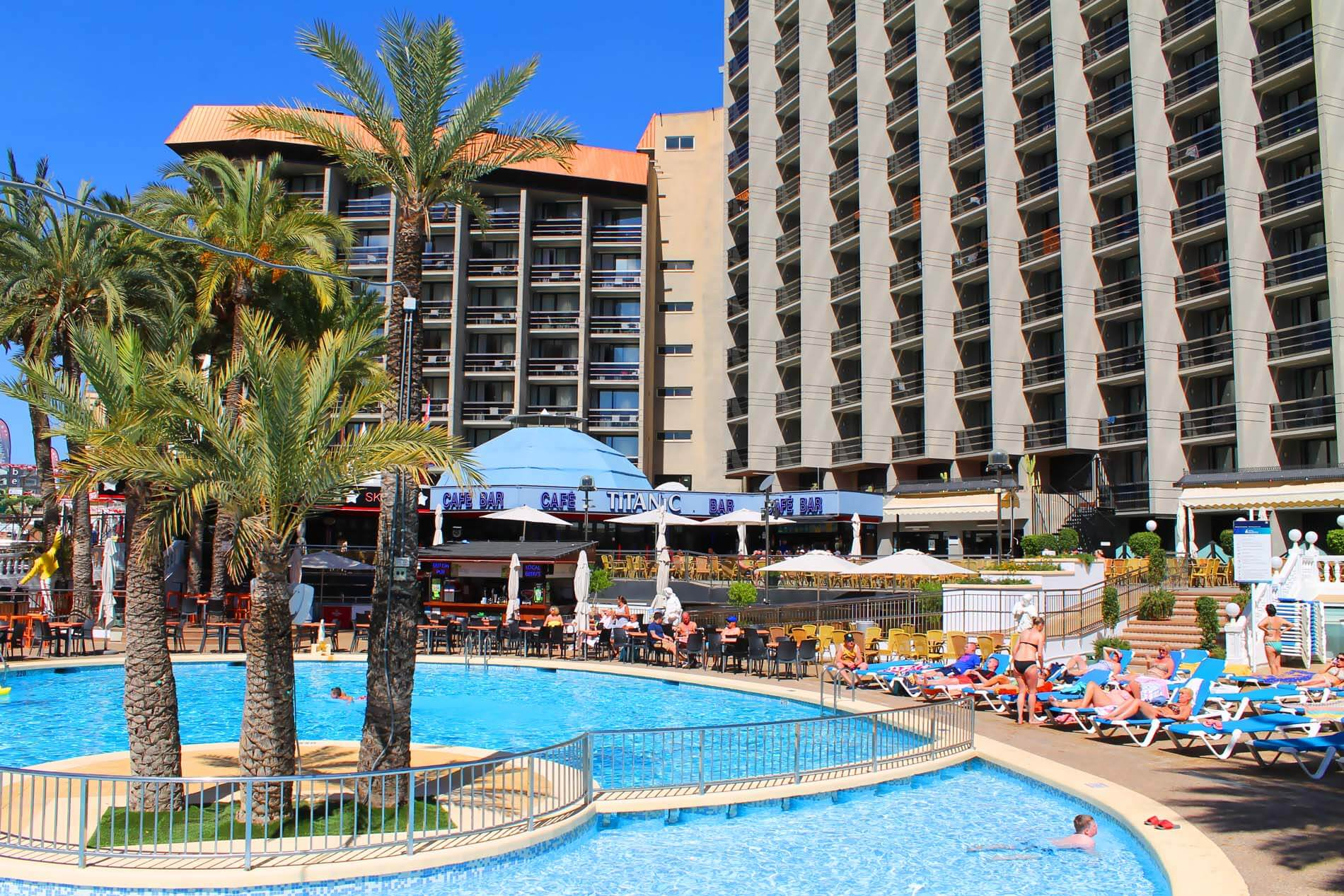 Enjoy And Discover Benidorm Hotel Marina